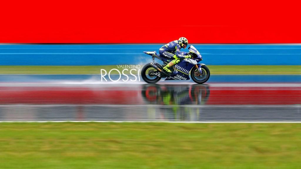 Valentino Rossi MotoGP Wallpaper