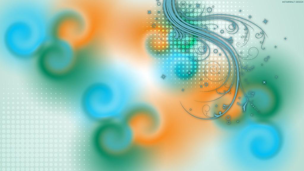 Vector Widecreen Wallpaper