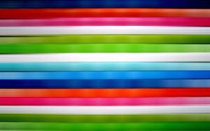 Vivid Colours Wallpaper