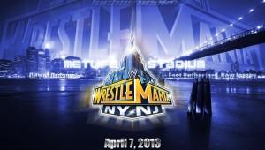WWE WrestleMania 29 Wallpaper