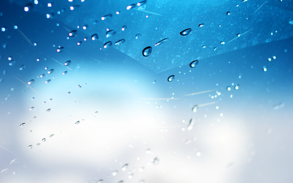 Water Splash Wallpaper
