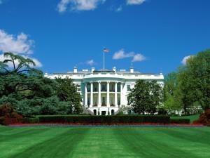 White House Washington Wallpaper