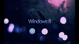 Windows 8 Dark Wallpaper