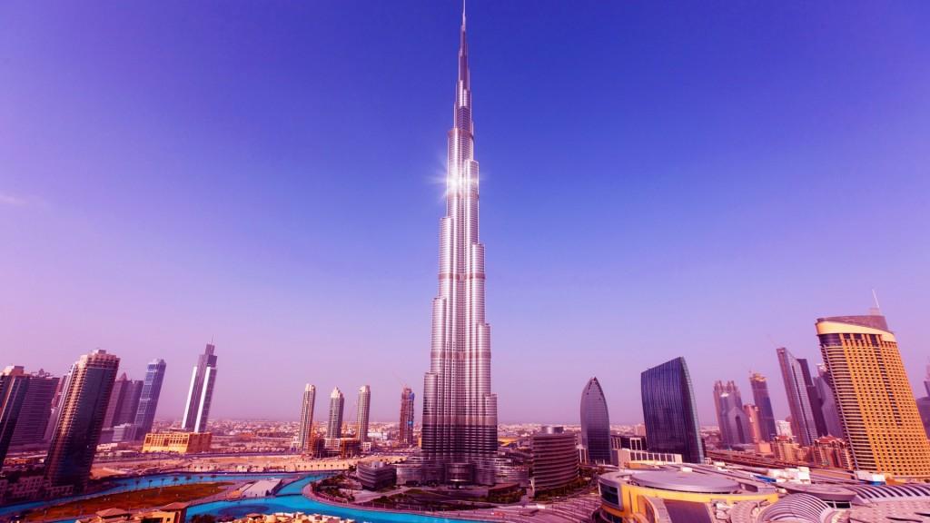 World's Tallest Tower Burj Khalifa Wallpaper
