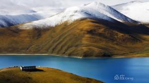 Yamdrok Lake Tibet Wallpaper