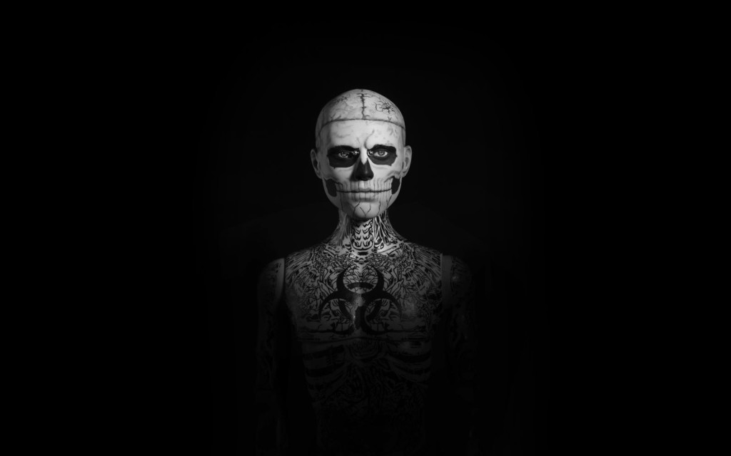 Zombie Boy HD Wallpaper