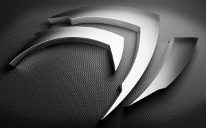 nVidia 3D Logo Wallpaper