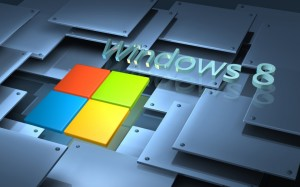Windows 8 HD Wallpaper Steel